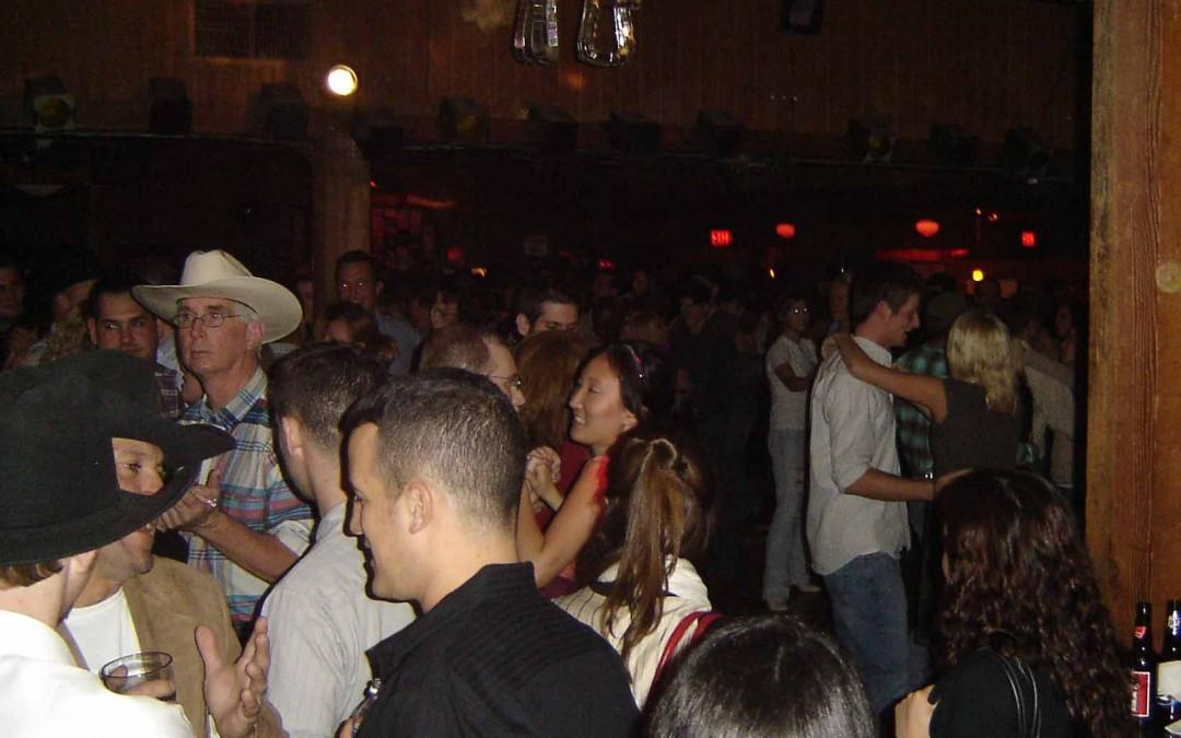 Bailando como Cowboy en Texas