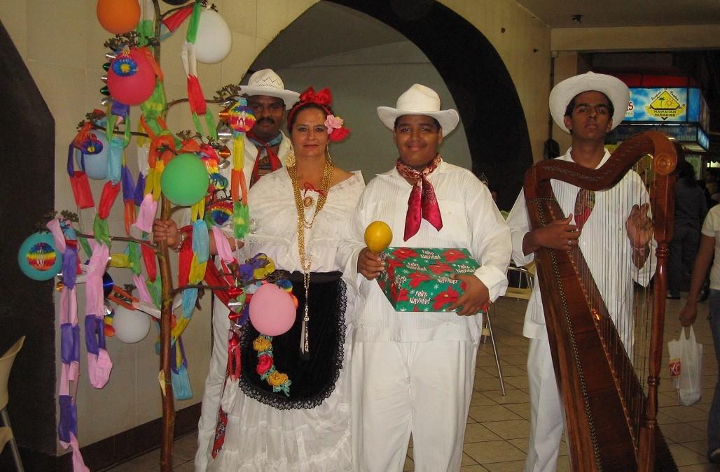 Posadas Mexicanas: cómo se canta la rama