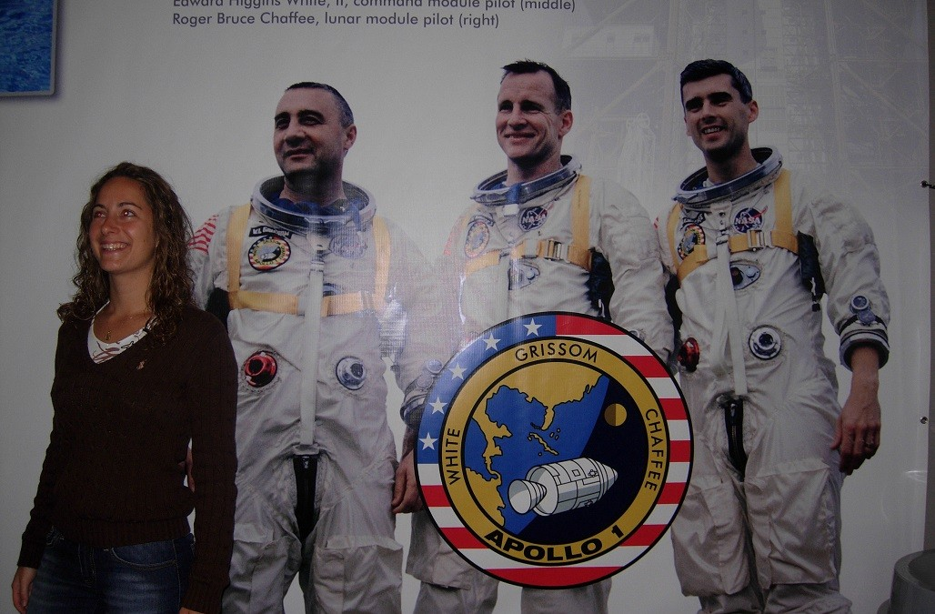 Visita a la NASA en Houston, Texas