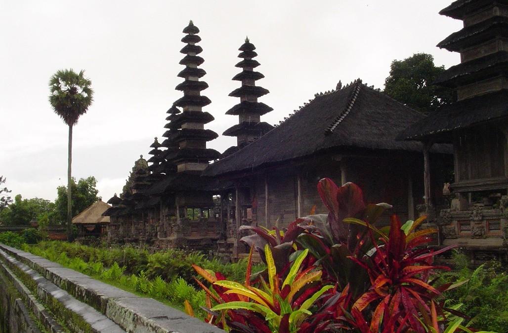 Abanico de opciones en Bali, Indonesia