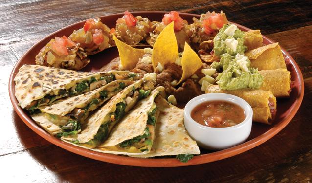 La comida mexicana es más que tacos y fajitas