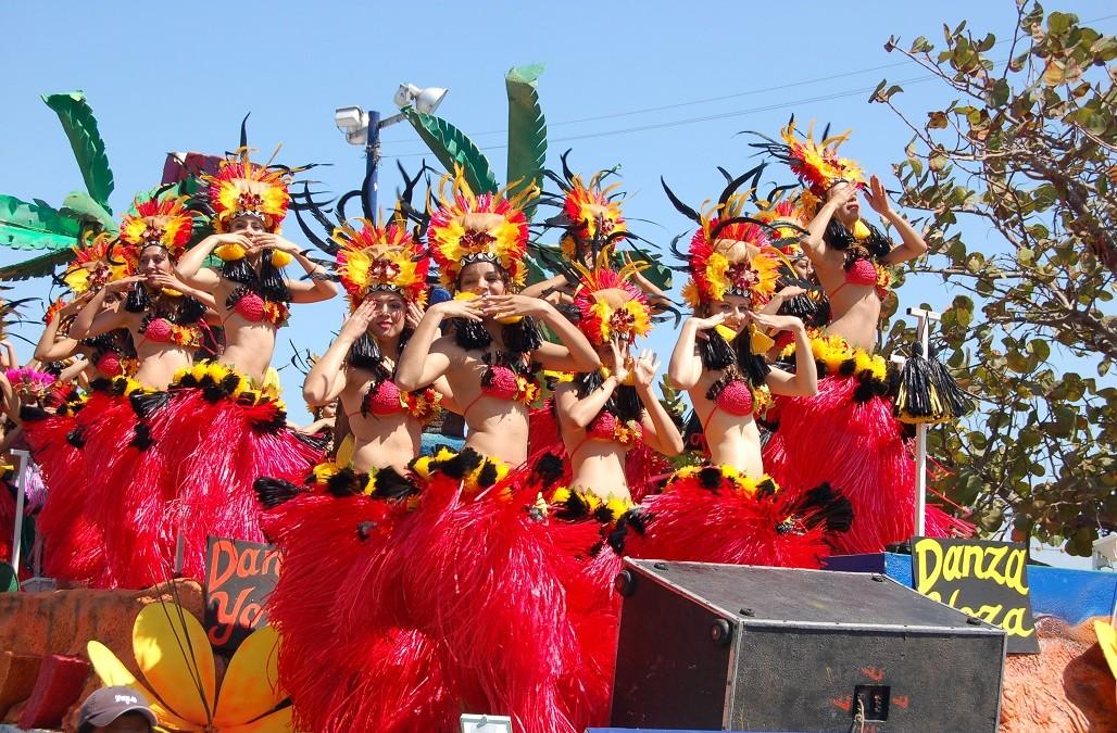 Carnavales en Veracruz México