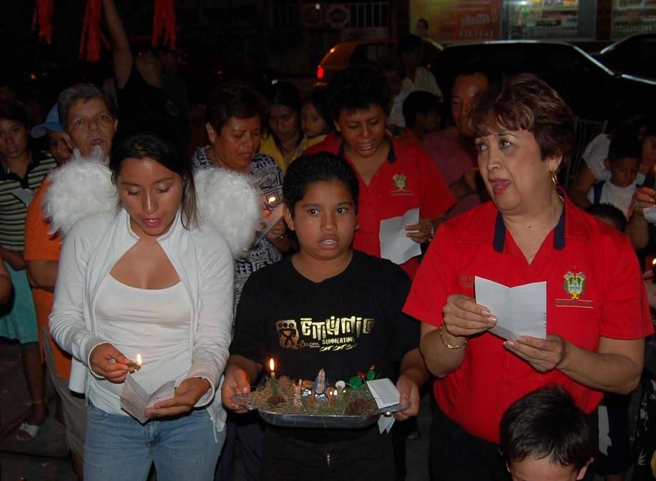 Villancico para Pedir Posada en México