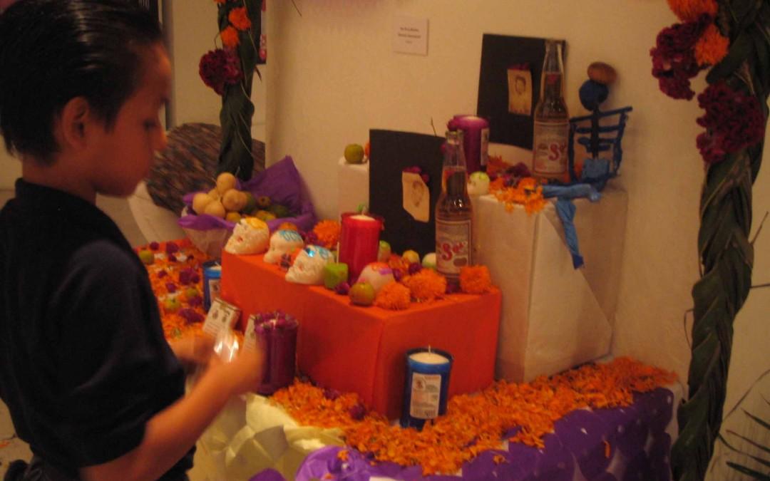 Halloween, el día en que los mexicanos comen calaveras