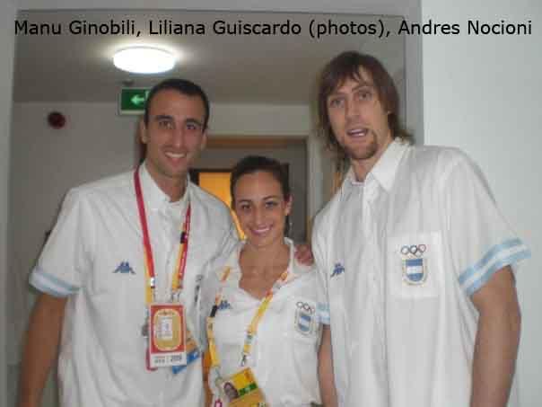 Argentina Olímpica: Liliana Guiscardo