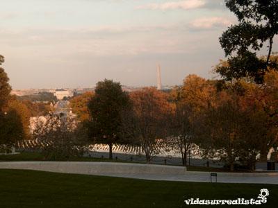 Cementerio de Héroes Armados: Cementerio de Arlington, Washington DC