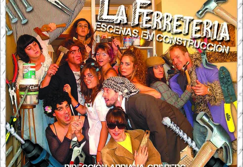 """""""La Ferretería"""" escapa del Barrio y se mete en el Teatro El Vitral"""
