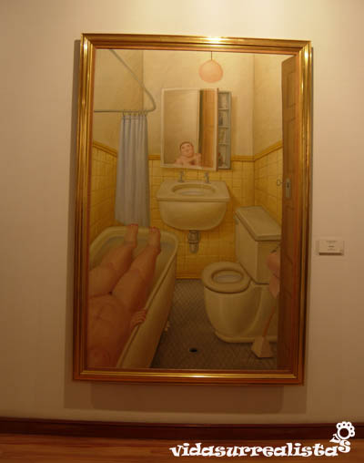 Museo Botero: voluminoso arte
