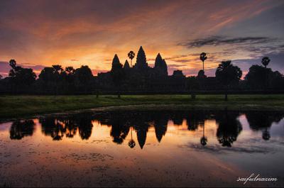 La pequeña Atlántida camboyana
