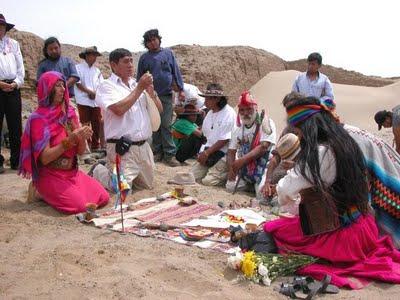 ¡Feliz Día de la Pachamama!