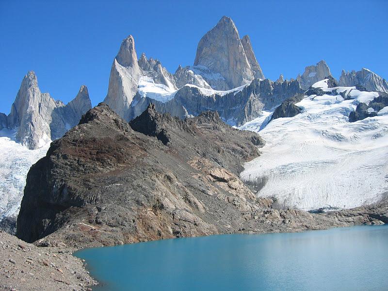Cerro Fitz Roy, pasión de escaladores