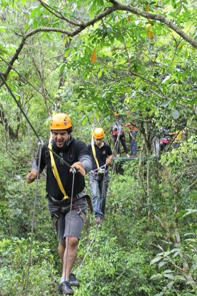 Chakurrai, un nuevo atractivo con lo mejor del Turismo Aventura