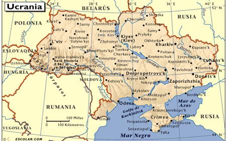 Las distintas caras de L´viv, Ucrania