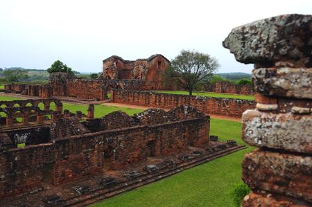 Las misiones jesuitas mejor conservadas de Paraguay