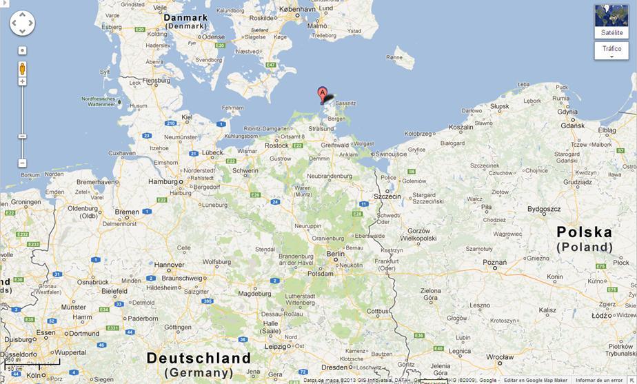 Insel Hiddensee, Alemania