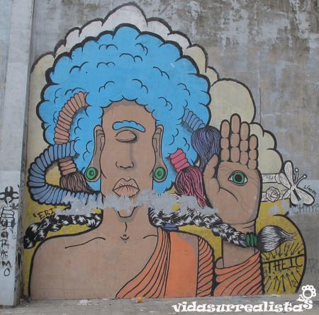 Grafitis en Montevideo 3
