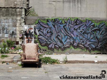 Los lienzos urbanos de Montevideo