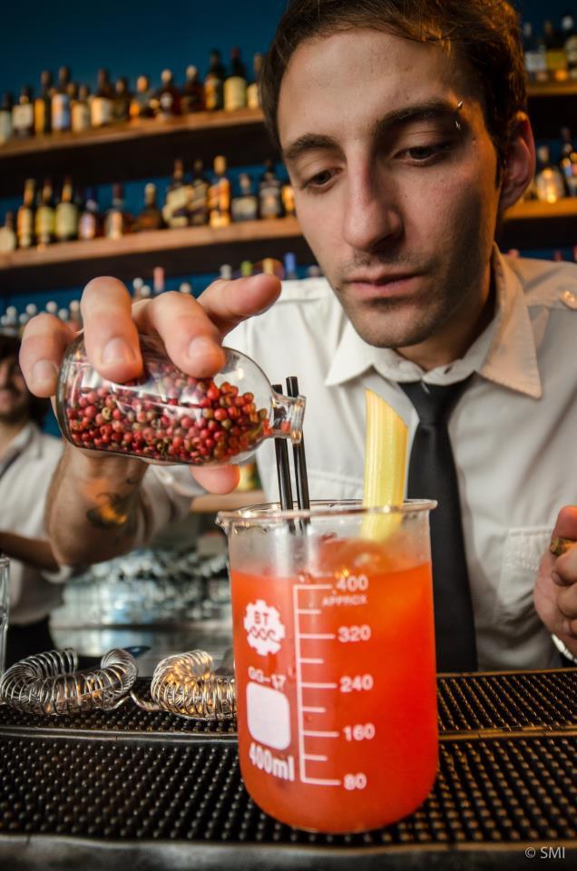 The Sensi: un bar a pura química