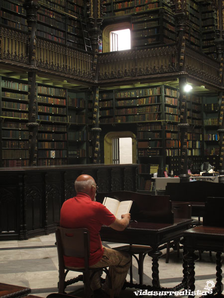 Biblioteca nacional de rio de janeiro vidasurrealista 4