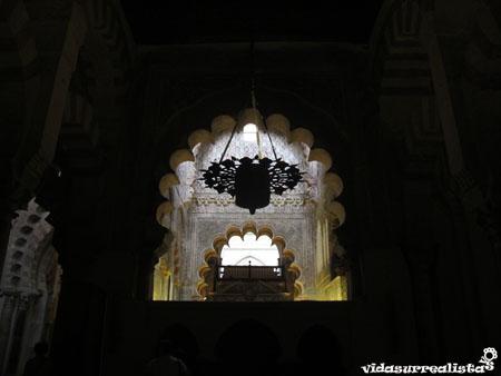 La mezquita de Cordoba, España 2
