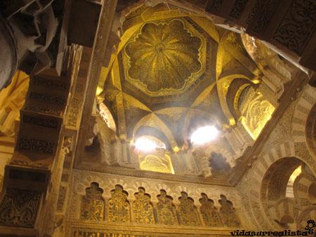 La mezquita de Cordoba, España 3