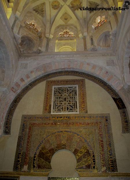 La mezquita de Cordoba, España 4