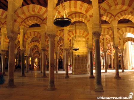 La mezquita de Cordoba, España 6