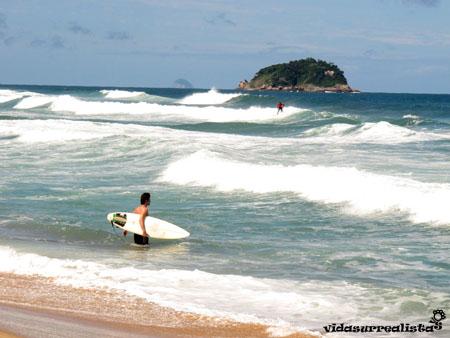 Prainha, el secreto carioca mal conservado