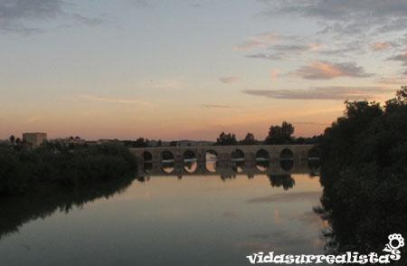 Puente de Miraflores, Cordoba, España