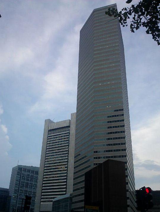 Boston Financial Center (ahi esta toda la guita -- Reserva Federal 2do edificio desde la derecha