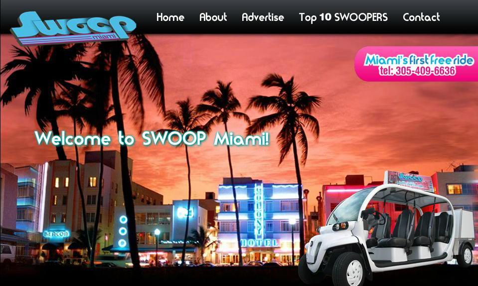 Swoop Miami