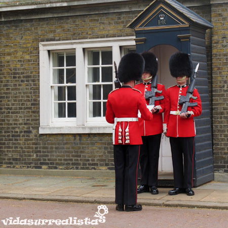 Buckingham Palace vidasurrealista 1