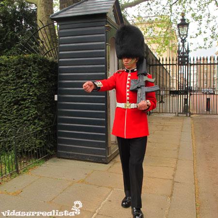 Buckingham Palace vidasurrealista 2