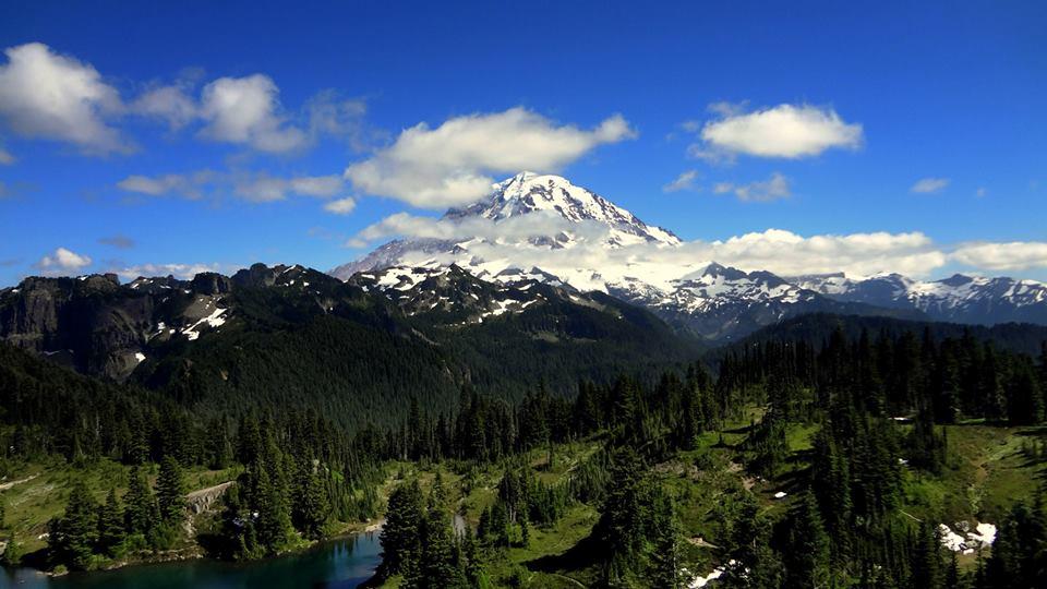 Tolmie Peak Mt Rainer 3