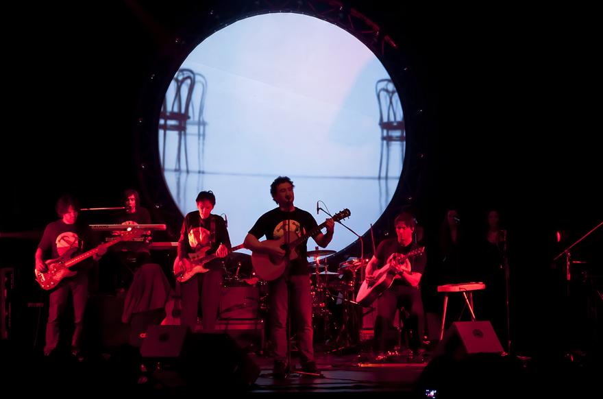 UMMAGUMMA, el Pink Floyd de Palermo
