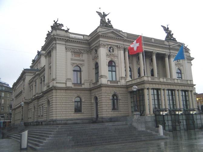 La Opera de Zürich