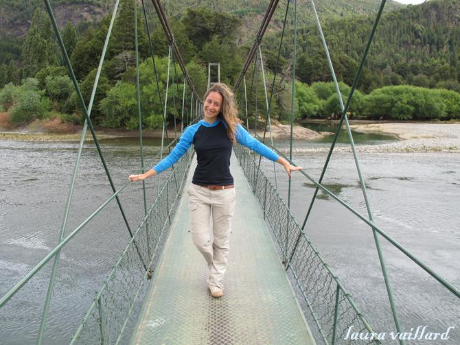 Lago Puelo respira aire libre