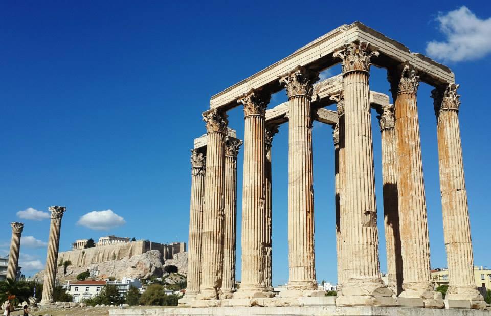 Atenas, cuna de la cultura