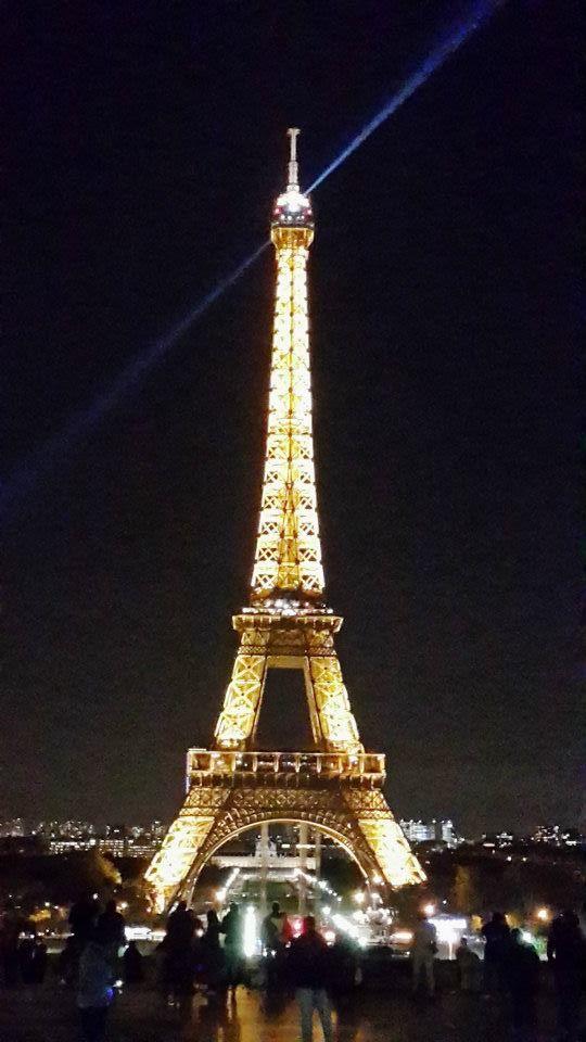Torre Eiffel, una antena con diseño
