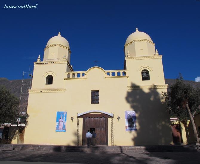 Iglesia de San Francisco de Tilcara