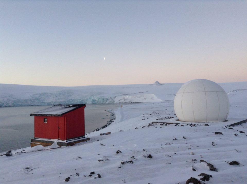 Antártida argentina, blanca extensidad