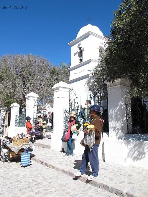 La bendición de San Francisco Solano a Humahuaca