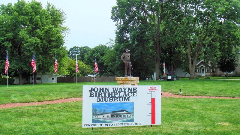 La cuna de John Wayne