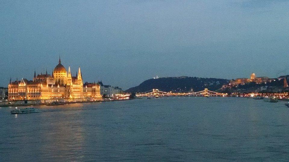 El Parlamento, uno de los edificios más fotografiados de Budapest