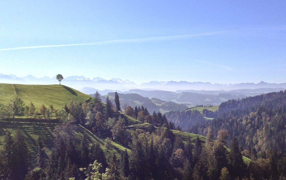 Emmental, el destino suizo para cuerpos inquietos