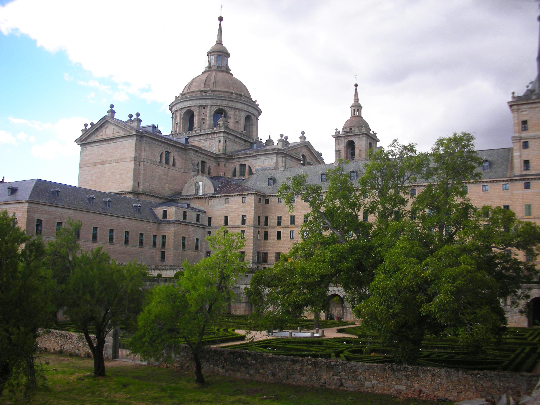 San Lorenzo de El Escorial y su increíble Monasterio