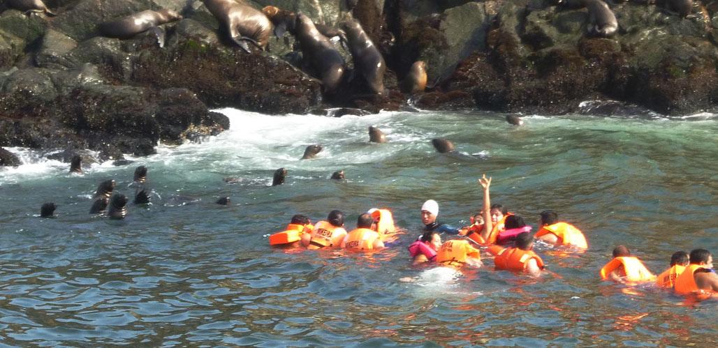 El Callao, una aventura marina muy cerca de Lima