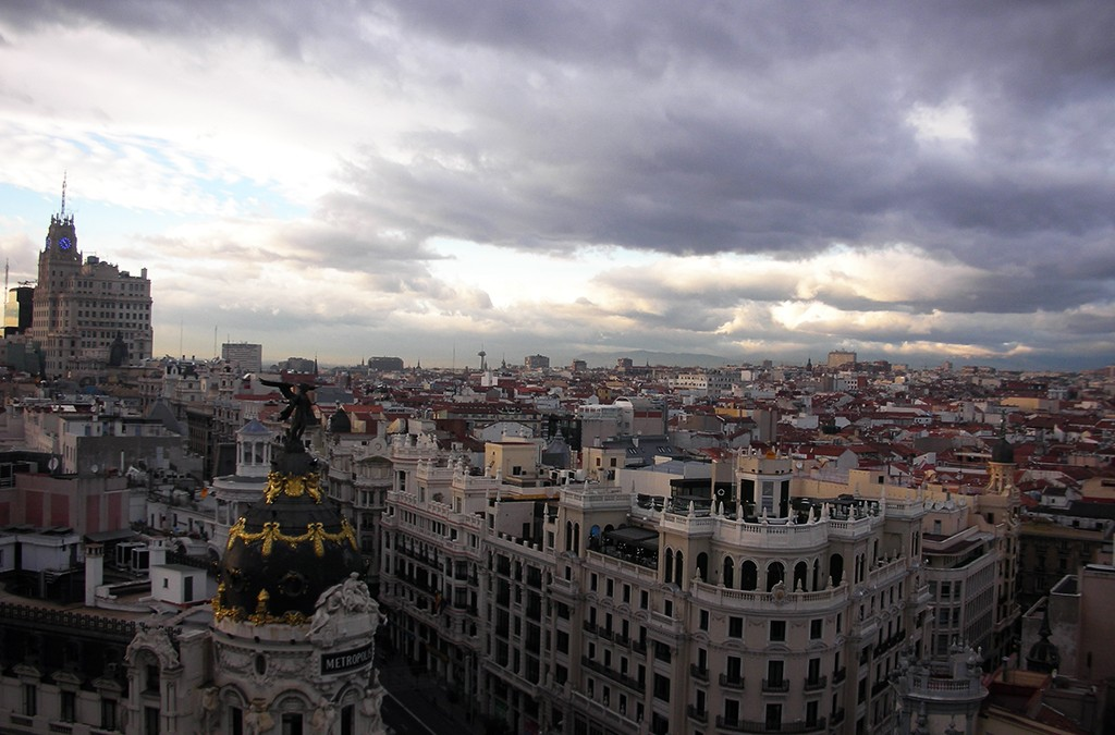 Madrid Como Una Local: Parte I