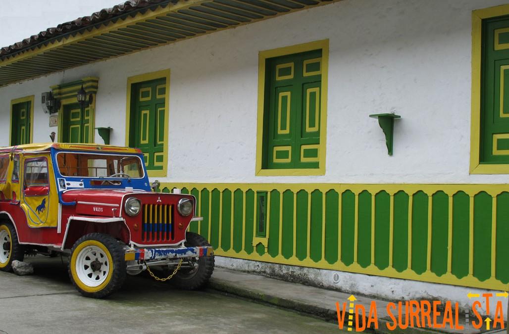VidaSurrealista en el Suple de Turismo de La Nación