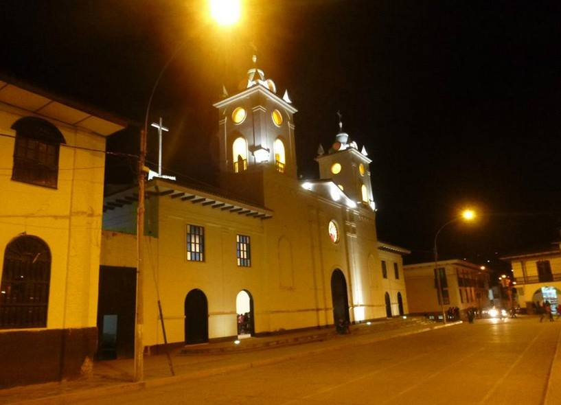 Chachapoyas, la ciudad peruana con aire a Sevilla